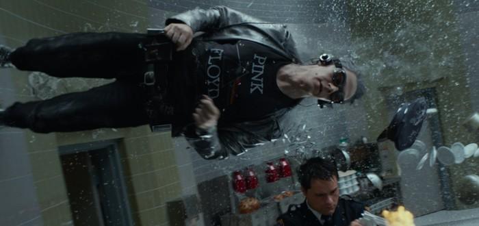 Подробности сцены с Ртутью в X-Men: Apocalypse