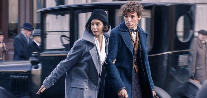Первый трейлер Fantastic Beasts And Where to Find Them