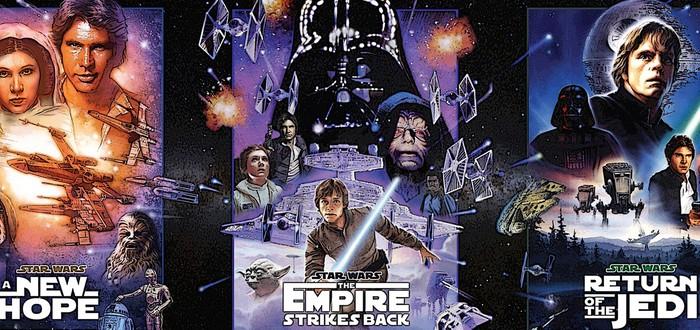 Все фильмы Star Wars за 2.5 часа