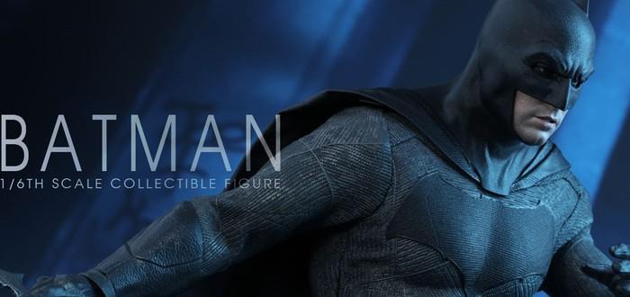 Новые фигурки Batman v Superman от Hot Toys