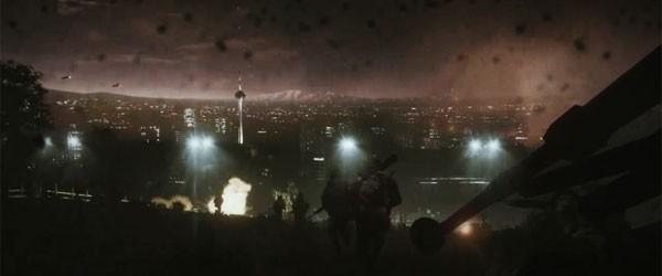 Новый тизер трейлер Battlefield 3 – Гильотина