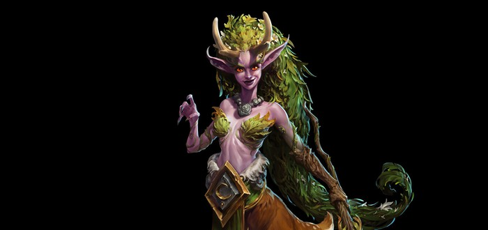 Обновление Heroes of the Storm: дриада Лунара и новый маунт
