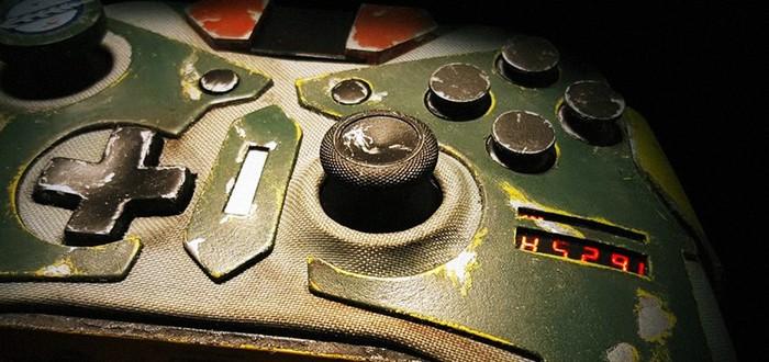 Когда ваш Xbox One контроллер — Боба Фетт