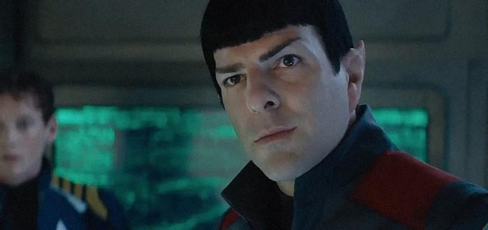 Star Trek Beyond проигнорирует все, что произошло в Into Darkness
