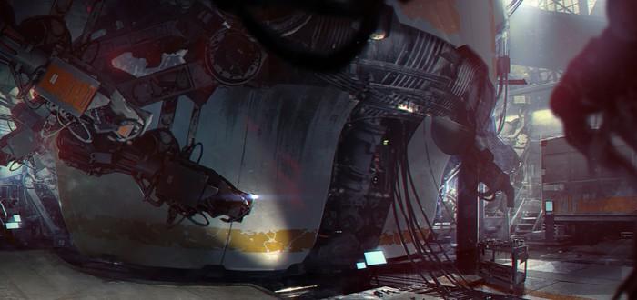 Новые концепты и детали The Surge от разработчиков Lords Of The Fallen