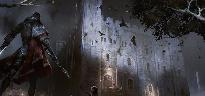 10 минут Jack the Ripper — DLC для AC: Syndicate