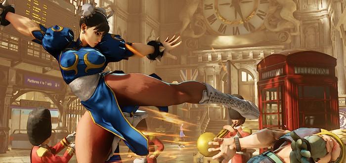 Street Fighter V будет поддерживать SteamOS