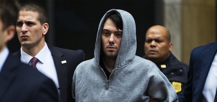 Самый ненавистный миллионер США арестован за мошенничество