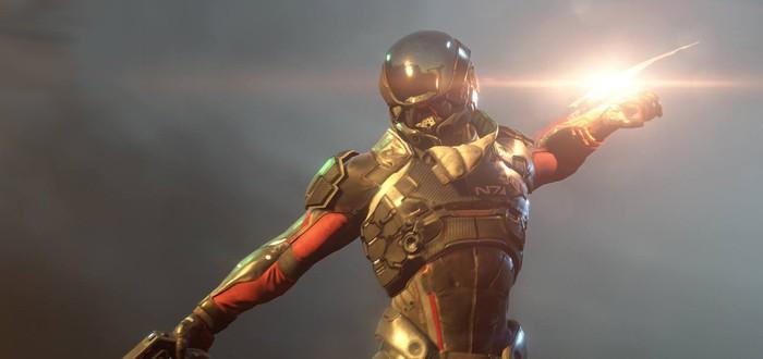 Праздничные коктейли от разработчиков Mass Effect Andromeda