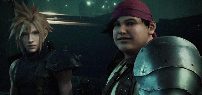 Новые подробности Final Fantasy VII Remake