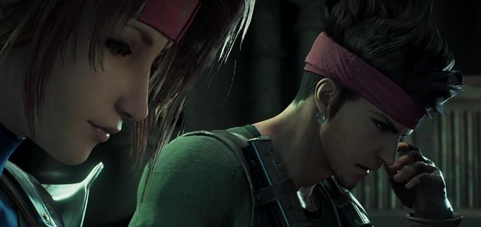 """Первые """"скриншоты"""" ремейка Final Fantasy VII"""