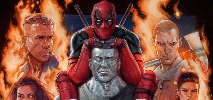 IMAX-трейлер Deadpool