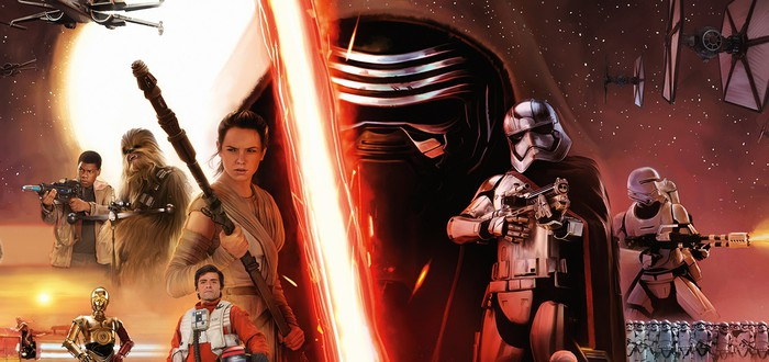 Star Wars: The Force Awakens стал беспрецедентным номинантом