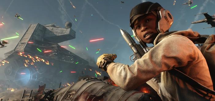 Star Wars Battlefront не получит DLC по The Force Awakens