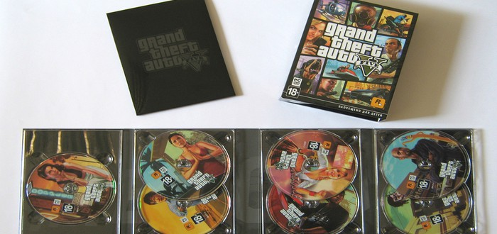 Размер дистрибутива в истории видеоигр