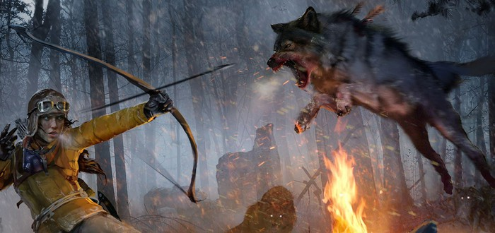 40 минут геймплея режима Endurance в Rise of the Tomb Raider