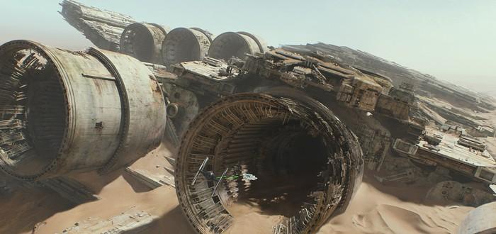 Star Wars 7 обошел Lord of the Rings, Skyfall и другие топовые фильмы по кассовым сборам