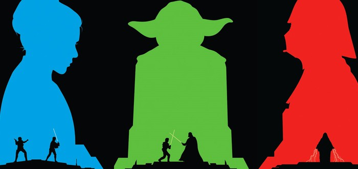 Современные трейлеры оригинальной трилогии Star Wars