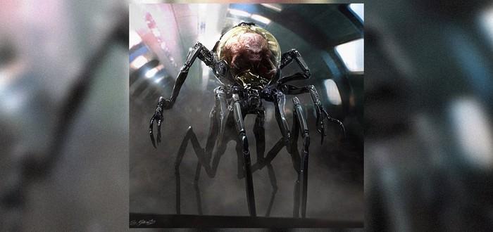 Слух: концепты Крэнга для TMNT 2