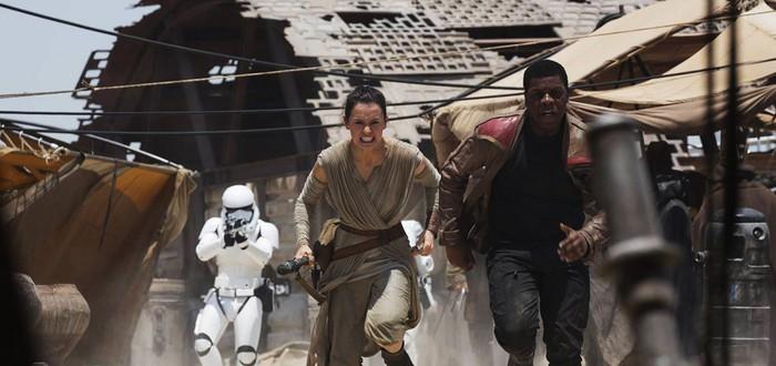 Star Wars 7 открылся в Китае с рекордными сборами