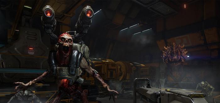 Эволюция монстров Doom
