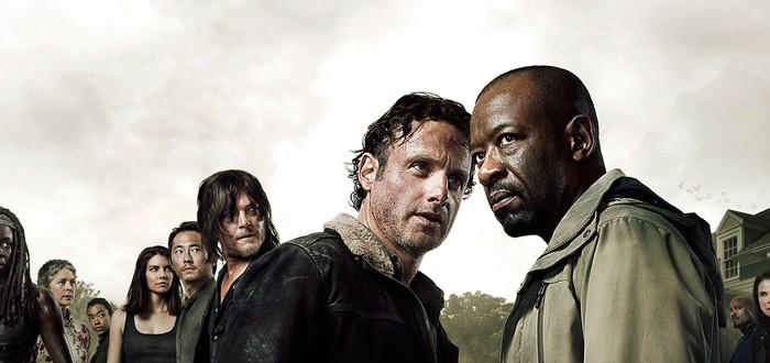 Подробности продолжения шестого сезона The Walking Dead