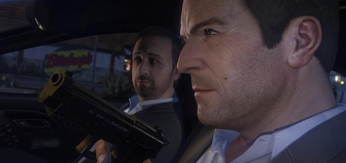 Актер GTA V тизерит сюжетное DLC?