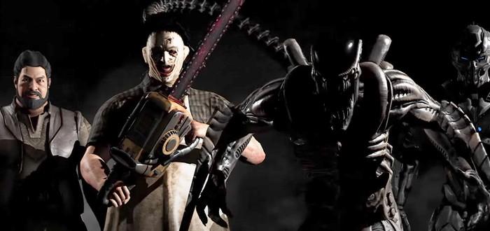 Warner Bros. показали Kombat Pack 2