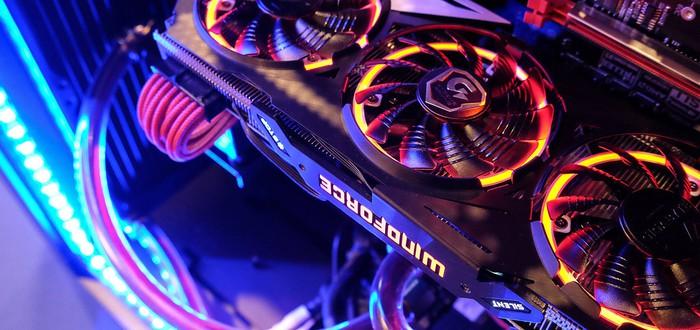 Рекордное падение на рынке PC