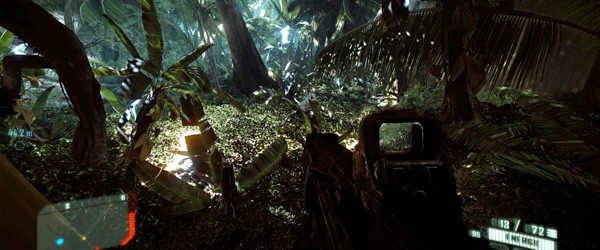 Мод для Crysis 2 – обратно в джунгли