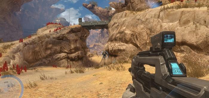 Halo Online получила 6 карт из Halo 3 от моддеров