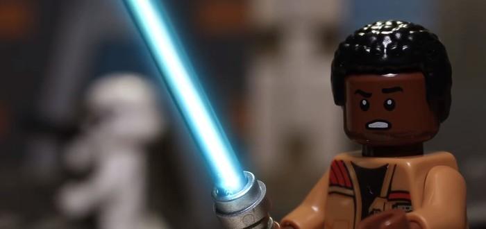 Фильмы 2015 года с помощью Lego