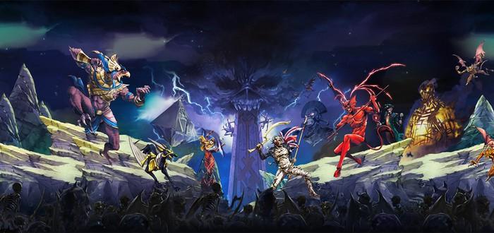 Iron Maiden получит мобильную F2P игру