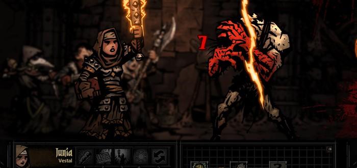 Релизный трейлер Darkest Dungeon