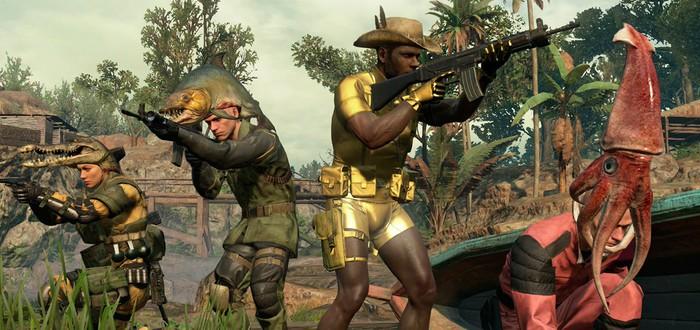 Metal Gear Online запущена на PC