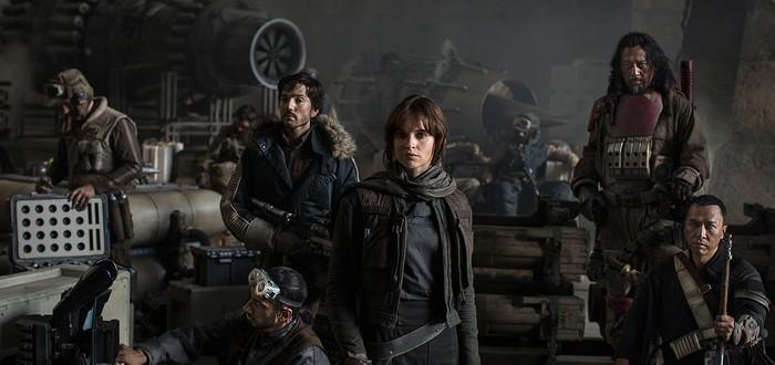 Режиссер Mission Impossible спас сценарий Star Wars: Rogue One
