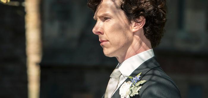Новый эпизод сериала Sherlock выйдет не скоро