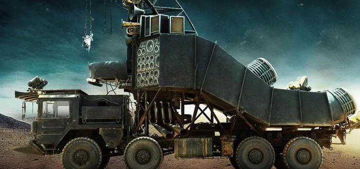 В GTA 5 добавлен Дуф-вагон из Mad Max: Fury Road