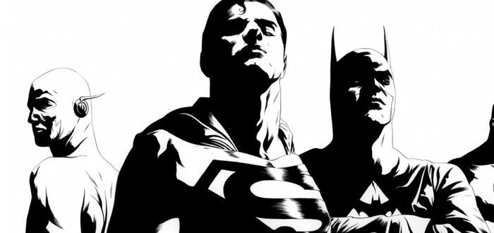 Официальный состав Justice League