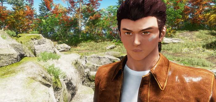 Новый скриншот Shenmue 3