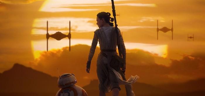 Разбор спецэффектов в Star Wars: The Force Awakens