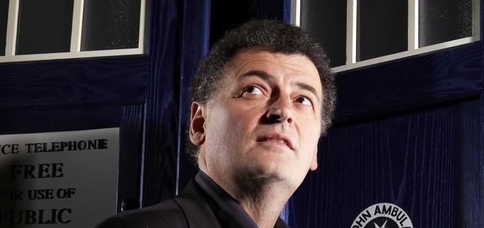 Моффат покинет сериал Doctor Who
