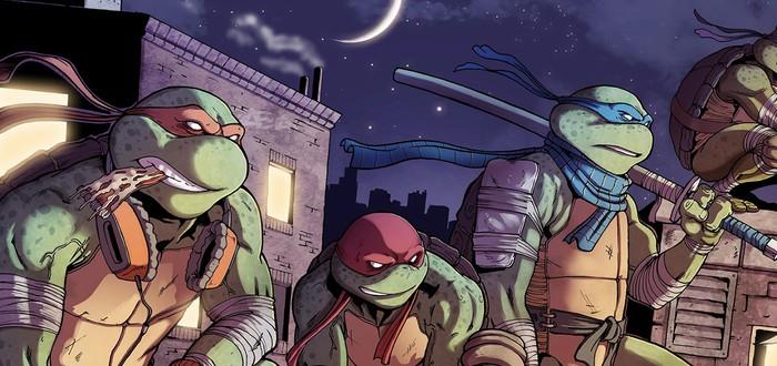 Первый трейлер Teenage Mutant Ninja Turtles от PlatinumGames