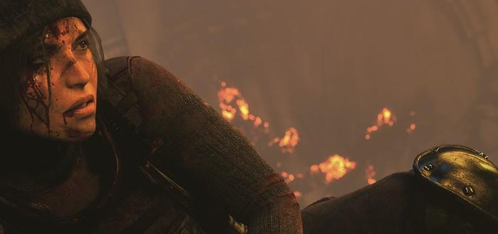 Шикарные скриншоты PC-версии Rise of the Tomb Raider