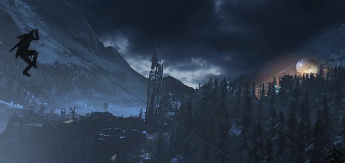 Новые драйвера Nvidia для The Division и Rise of the Tomb Raider