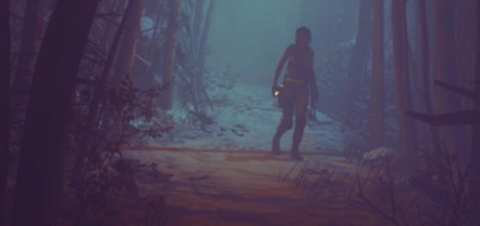 90 минут DLC Baba Yaga для Rise of the Tomb Raider