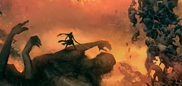 Дневник разработчиков Hellblade — захват движений