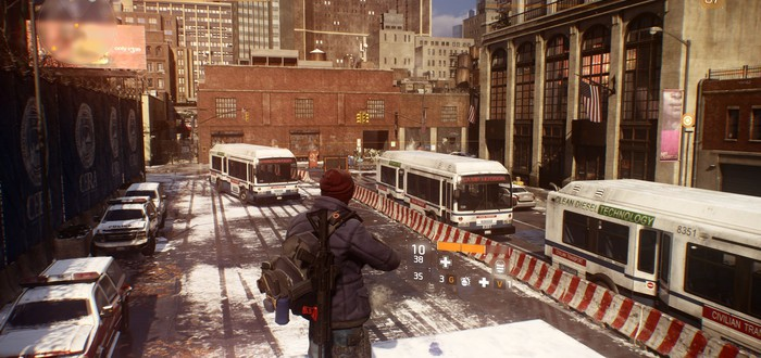 The Division c модом ReShade