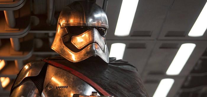 Капитан Фазма подтвердила, что будет в Star Wars Episode VIII