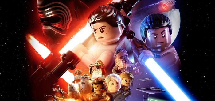 Анонс Lego Star Wars: The Force Awakens уже сегодня